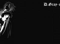 Manga D.Gray-man