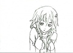 Art - Pencil Inori