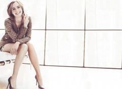 Celebrities Women Emma Watson photoshoot Femina