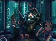 Jeux Vidéo BioShock