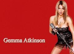 Célébrités Femme Gemma Atkinson