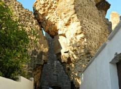 Trips : Europ morceau de muraille