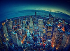 Constructions et architecture NY city