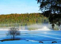 Nature Lac Genin - Hiver 2