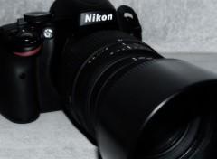 Objects Nikon D5100