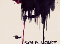 Art - Peinture Sold Heart