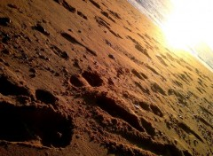 Nature ...atardecer en la playa^^