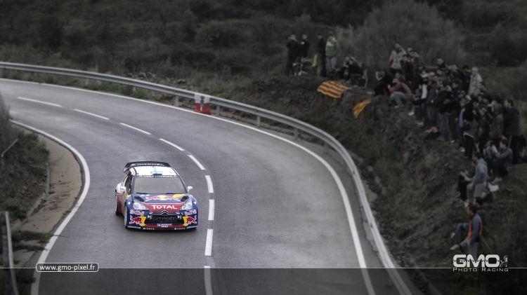 Fonds d'écran Sports - Loisirs Rallye Miko Hirvonen au Rallye WRC de Catalogne