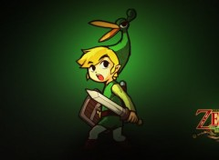 Video Games The Legend Of Zelda : Minish Cap