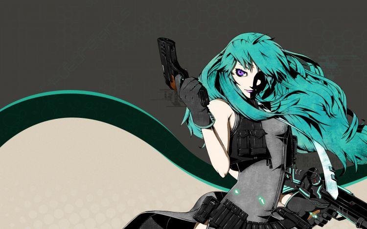 Fonds d'écran Manga Vocaloïds Wallpaper N°328594