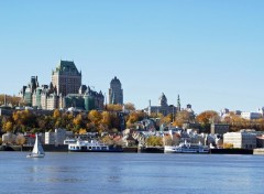 Trips : North America QUEBEC