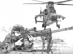 Art - Pencil HK 417 avec Tigre