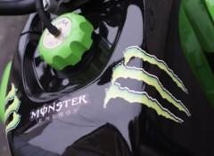 Motos Monster energy