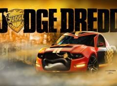 Dessins Animés Judge Dredd