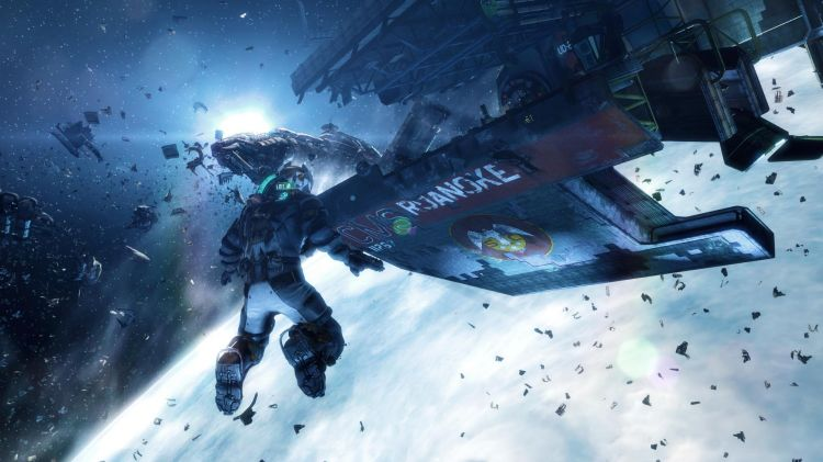 Wallpapers Video Games Dead Space 3 Dead Space 3