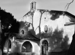 Constructions et architecture Chapelle de la Garoupe