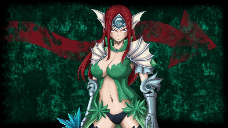 Wallpapers Manga Fairy Tail Erza