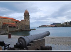 Voyages : Europe Collioure (66)