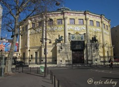 Constructions and architecture Paris