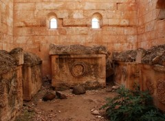 Voyages : Asie Villages antiques du Nord de la Syrie