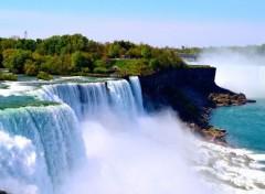 Voyages : Amérique du nord Niagara Falls