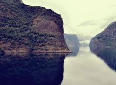 Voyages : Europe Aurlandsfjord