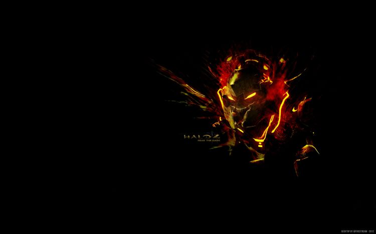 Wallpapers Video Games Halo 4 Chevalier Forunner