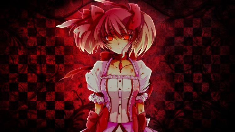 Wallpapers Manga Mahou Shoujo Madoka Magica Envy Of Blood