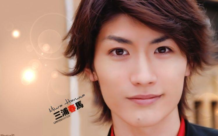 Fonds d'écran Célébrités Homme Miura Haruma  Miura Haruma