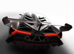 Cars Lamborghini Veneno