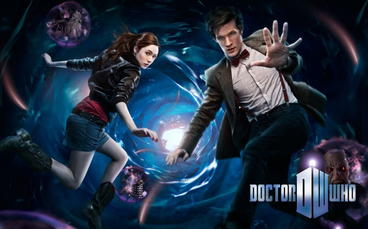 Fonds d'écran Séries TV Doctor Who Doctor Who