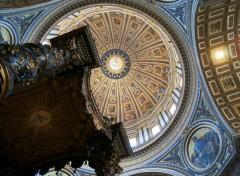 Constructions and architecture Basilique St Pierre de Rome