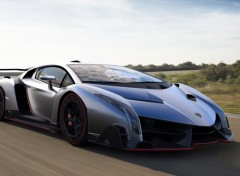 Voitures Lamborghini Veneno 2013