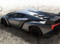 Cars Lamborghini Veneno 2013