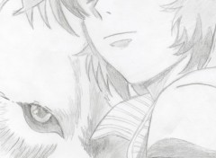 Art - Pencil Kiba