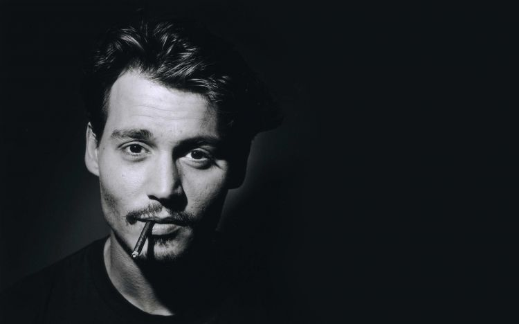 Fonds d'écran Célébrités Homme Johnny Depp Wallpaper N°335165