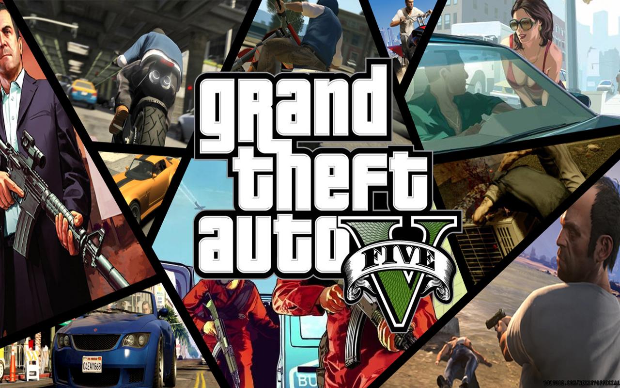 Fonds d'écran Jeux Vidéo GTA 5 GTA5 wallpaper by NexXTY