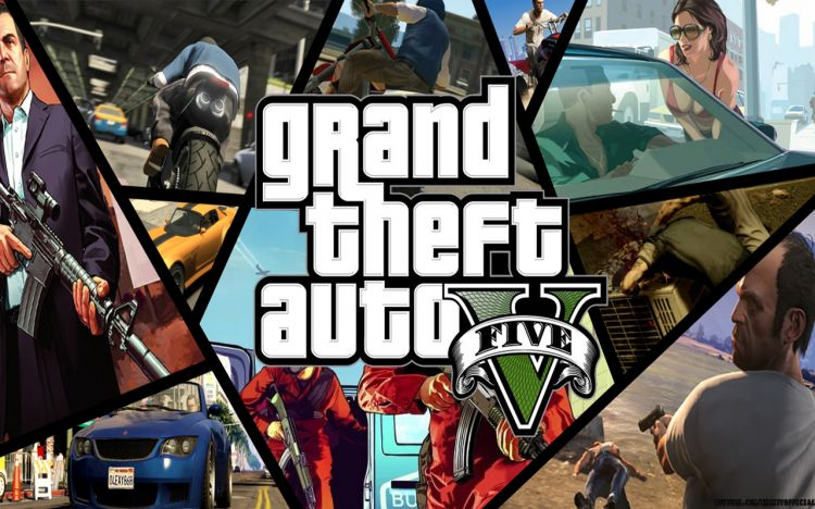 Wallpapers Video Games GTA 5 GTA5 wallpaper by NexXTY