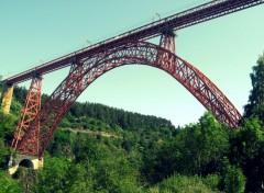 Constructions et architecture Le viaduc de garabit