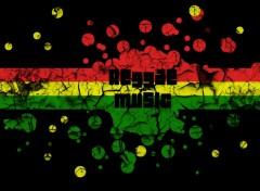 Art - Numérique Reggae Music