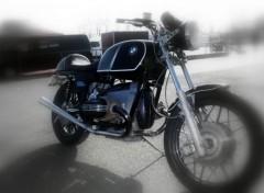 Motos bmw cafe racer