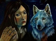 Art - Peinture Sirian et Orion