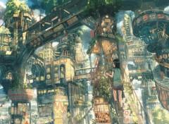 Manga Ville Japonaise