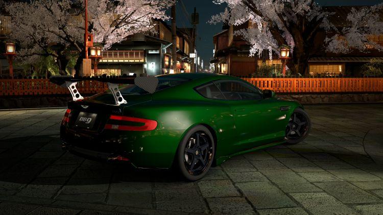 Wallpapers Video Games Gran Turismo 5 Aston Martin DB9 Coupé '06