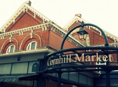 Voyages : Europe Cornhill Market-Lincoln