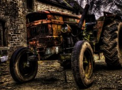 Transports divers tracteur