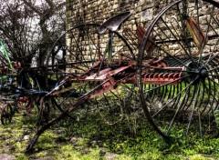 Transports divers vieille charrette a chevaux