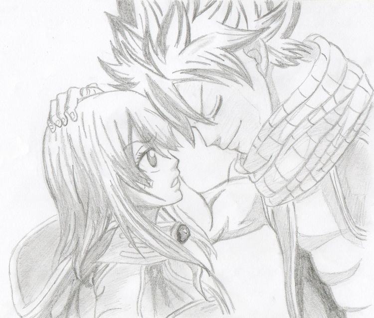 Wallpapers Art Pencil Wallpapers Manga Fairy Tail