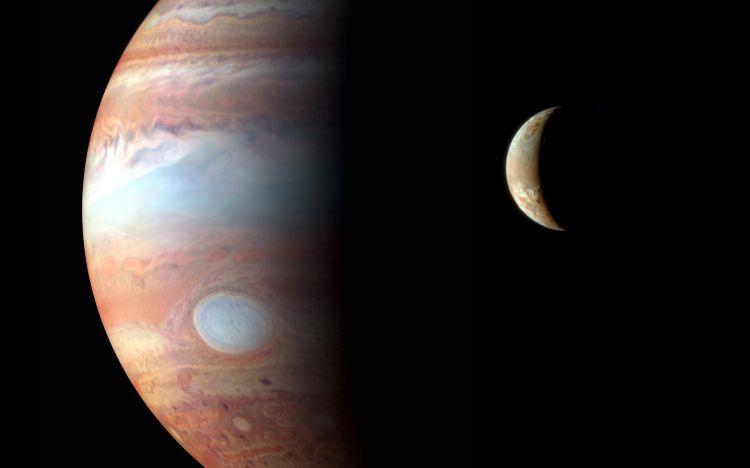 Wallpapers Space Jupiter Jupiter