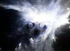 Art - Numérique Space Skull
